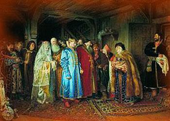 Свадебные обычаи и традиции древней истории